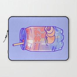 Peach Bubbles Laptop Sleeve
