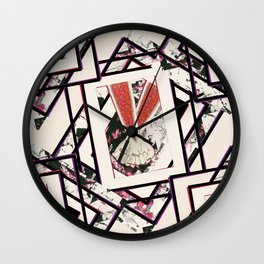 AKIN pat. Wall Clock