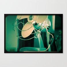 fan.2 Canvas Print