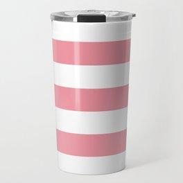 Barragan-cito Big Horizontal Stripes | Interior Design Travel Mug