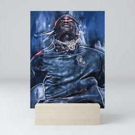 Travis Scoter Mini Art Print