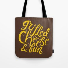 Grilled Cheese & Fun Tote Bag