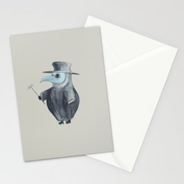 Plague Pal Stationery Cards