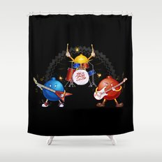 SEX BOB-OMB - COLOR Shower Curtain