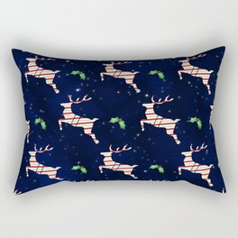 Holly Jolly Rectangular Pillow
