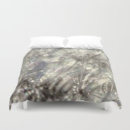 sparkle and shine Duvet Cover