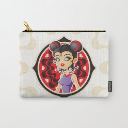 Girl Doll Carry-All Pouch