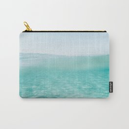 Summer waves on the perfect beach Carry-All Pouch