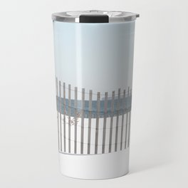 No Trespassing Travel Mug