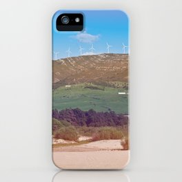 windmills iPhone Case