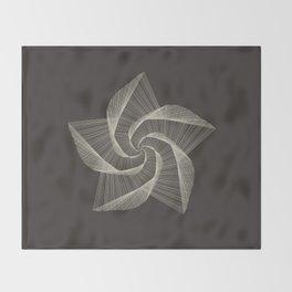 White Star Lines Throw Blanket
