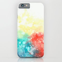 An abstract idea iPhone Case