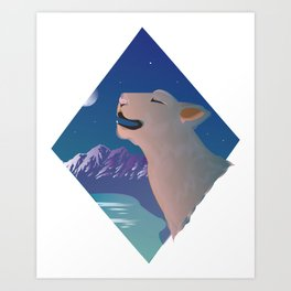 Spirit Animal Series #3 Art Print