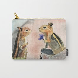 A Flower for the Lady Carry-All Pouch