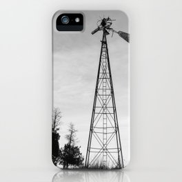 Twisted Windmill iPhone Case