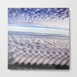 Sky's Not The Limit Metal Print
