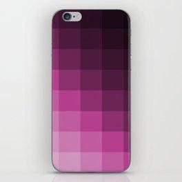 Pixel Gradient iPhone Skin