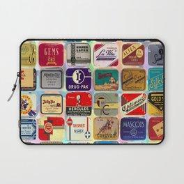 Antique Condoms Laptop Sleeve