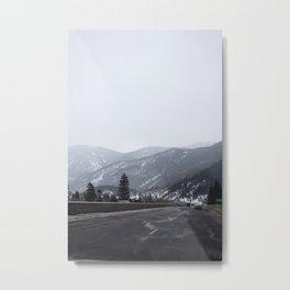 Loveland, CO Metal Print