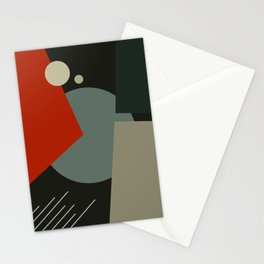 BAUHAUS GOING TO MARS Stationery Cards