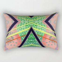 1980's Hangover Rectangular Pillow
