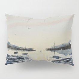 Boats & Sky Pillow Sham