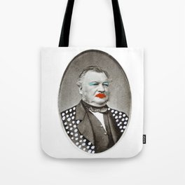 #2 of PREACHERS & THEIR ALTER EGOS Tote Bag