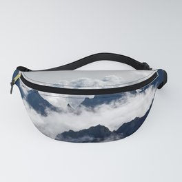 mountain # 5 Fanny Pack