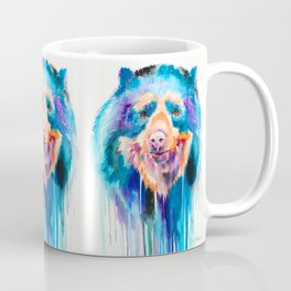 Spectacled bear Coffee Mug