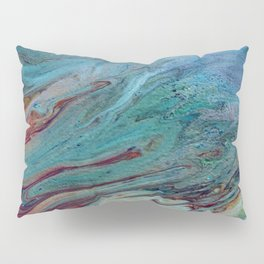 That Touch of Teal Pillow Sham