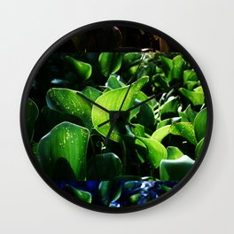 FRICTION BETWEEN THE CONTRAST Wall Clock