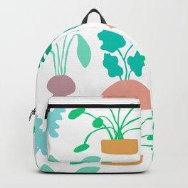 Houseplant Garden Backpack