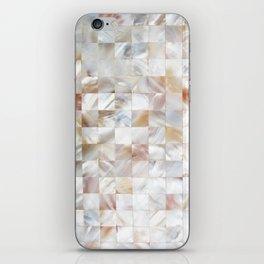 Mother of Pearl #society6 #decor #buyart iPhone Skin