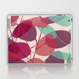 Lunaria purple Laptop & iPad Skin