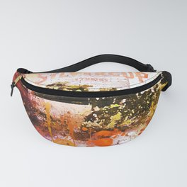 NYC Watercolor Collection - Silvercup Fanny Pack