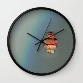 Robot -by Joza Wall Clock