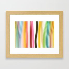 august 11 Framed Art Print