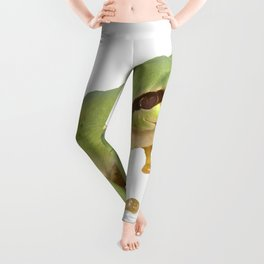 European Tree Frog Leggings