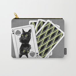 Play with cat! Carry-All Pouch