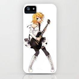 Vocaloid - Rin Kagamine iPhone Case
