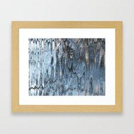 the butterfly effect Framed Art Print