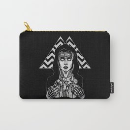 She's Filled with Secrets - Laura Palmer - Twin Peaks Carry-All Pouch