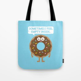 It's Not All Rainbow Sprinkles... Tote Bag
