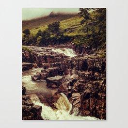 SCOTLAND / Glen Etive, Highlands / 03 Canvas Print