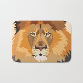 King of the Rumble Bath Mat