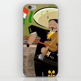 Hispanic Heritage Series - Mariachi iPhone Skin