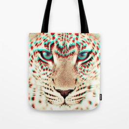 leopard 3D Tote Bag