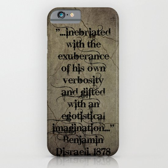 The Politician iPhone & iPod Case