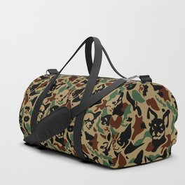Chihuahua Camouflage Duffle Bag