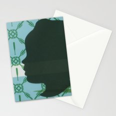 Lawn study 3 Stationery Cards